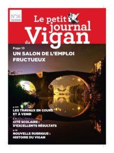 thumbnail of Petit journal du Vigan – 16
