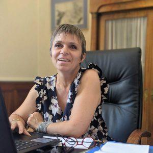 Sylvie Arnal, Maire du Vigan